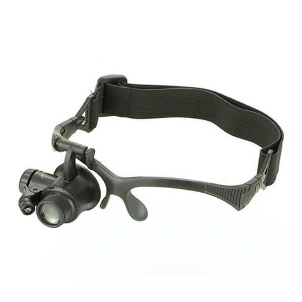 ذره بین عینکی چراغدار 9892F |