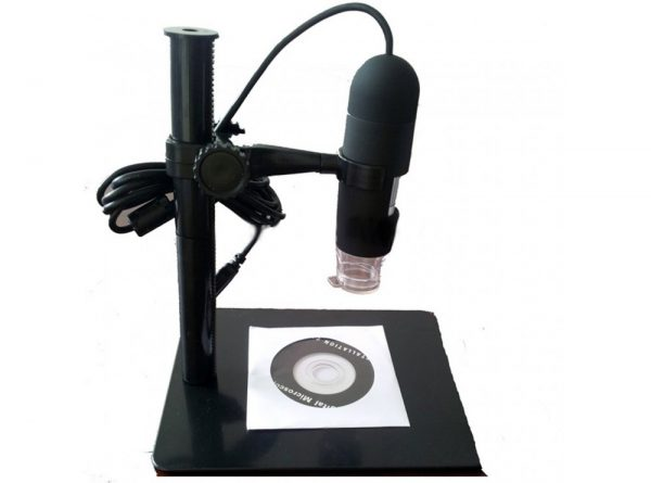 میکروسکوپ دیجیتال 1000X USB Digital Microscope مرغوب مارک HLOT |